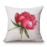 Vivid bonita roupa de algodão Flores Impresso Digital capa do assento (35C0245)