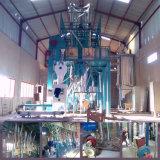Molinillo de harina de maíz harina de sémola de maíz de molienda de procesamiento de la planta de molienda