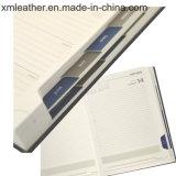 Мягкие кожаные ежедневно Capacity Planner ноутбук для бизнеса