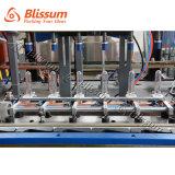6 de la cavidad de la máquina de soplado de preformas de botellas de plástico para hacer