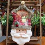 De nieuwe Decoratie van Kerstmis van de Sneeuwman van de Klok van het Stuk speelgoed van het Ontwerp