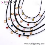 43630 Xuping Fashion 18K Gold Color Beads Necklace