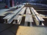 Sezione saldata/fascio dell'acciaio per costruzioni edili T