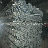 Od: 30mm galvanizou a tubulação de aço para as tubulações decorativas