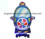 Máquina de juego de monedas del Parque Infantil columpio Ride Juego Máquinas para la máquina
