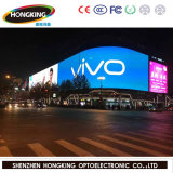 LED de exterior para Outdoor eletrônico P10 Display LED de cor total
