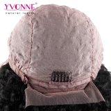Yvonne-chinesisches menschliches Jungfrau-Haar-malaysische lockige Spitze-Vorderseite-Perücke