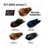 別のカラー上等Bti8869 Tarantulaのスカートが付いている熱い販売のシリコーンのスカート