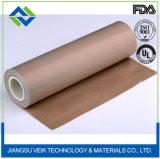FDAの公認の高品質PTFEのガラス繊維ファブリック