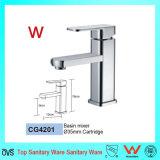 De Australische Standaard Sanitaire Badkamers Tapware van het Messing van de Goedkeuring van het Watermerk van Waren (CG4201)