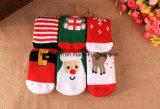 卸し売りクリスマスは男女兼用の綿のソックスを強打する