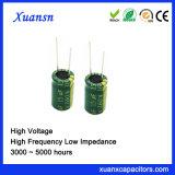 15UF 160V Elektrolytische Condensator van de Impedantie van de Hoge Frequentie de Lage