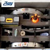 """Blocco per grafici di spaccatura/taglio idraulico portatile Od-Montato del tubo e macchina di smussatura per 24 """" - 30 """" (609.6mm-762mm)"""