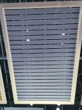 Streifen-Panel-Decken-Baumaterial des Metalldecken-Aluminium-C85+C15