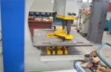 Ironworker используемый в стали канала/квадрате/работнике утюга круглого I-Beam стальном