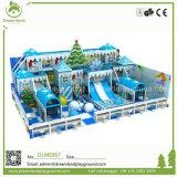 Feliz Natal! ! ! Equipamento macio interno do divertimento do tema profissional do gelo de Chindren