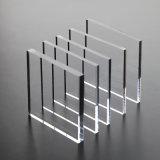 Tarjeta de acrílico plástica de acrílico plástica de la hoja PMMA del molde transparente/claro
