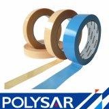 Cinta adhesiva del poliester para temporalmente sostener aplicaciones eléctricas