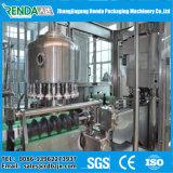 El refresco carbónico de las bebidas puede máquina de relleno y de aislamiento