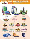 S'élever gonflable s'élevant gonflable de montagne de roche d'air de mur de couvre-tapis carré pour le carnaval
