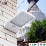 El anochecer al amanecer de la calle solar integrada al aire libre 1000 lúmenes de luz