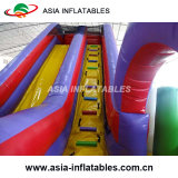 Obstacle gonflable, Adulte Course à obstacles gonflables, gonflable obstacle pour les sports