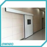 Geschäfts-Raum-hermetische Tür mit Dunker Motor