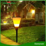 96 LED flamme scintillante de lumière solaire étanche extérieur de la danse des torches à flamme pour patio du jardin des feux de voie de triage