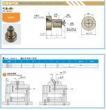 よい腐食の腐食抵抗Becu +ステンレス鋼Zz491 DIN型の空気弁