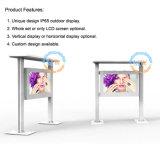 Gehele Reeks van 49 Duim van de manier de Rode of slechts LCD van het Scherm de Facultatieve OpenluchtLCD Vertoning van Fullcolor (mw-491OV)