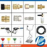 """3/8"""" Mnpt+3/8""""QC Racores de conexión rápida de latón de alta presión"""