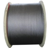 7X19 3.2mmのステンレス鋼ケーブル、ステンレス鋼ロープ