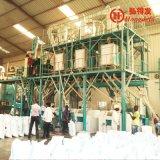 fresadora del maíz 50t de China a África