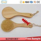Banho de madeira, Escova de corpo curto / lavagem de escovas