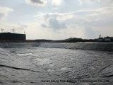 Biogas-Projekt - HDPE 25000m3 anaerobische Lagune