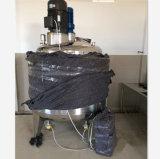 Máquina de emulsión de mezcla de alta velocidad del alto esquileo del tanque