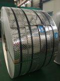 Het molen Gebeëindigde Blad/de Rol van het Loopvlak van het Aluminium met het Patroon van het Kompas