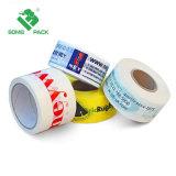 BOPPのアクリルの付着力の印刷のパッキングテープ
