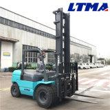 5t Ltma Dual-Fuel GPL carro elevador hidráulico para venda