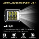 Faisceau Spot LED 3pouce de gros d'éclairage latéral 12V 45W phare de travail à LED