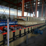 Blad het van uitstekende kwaliteit van Decking van het Metaal walst het Vormen van Machine koud