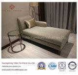 Muebles sucintos del hotel del estilo con el conjunto de dormitorio de la nuez (YB-813)