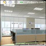 Azulejos de aluminio directos del techo de la fábrica para el edificio de oficinas