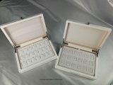 Pendiente del cajón de Matt 4/anillo blanco/rectángulo pendiente