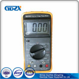 디지털 두 배 죔쇠 단계 볼트암페어 미터 죔쇠 검사자 100mA-10A (SMG2000E)