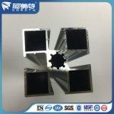 Natürliches anodisiertes silberne Farben-industrielles Aluminiumprofil für Geschäfts-Standplatz