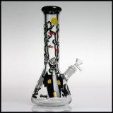 煙ることのためのガラス紫外線夜明るい配水管13.5インチの7mmの