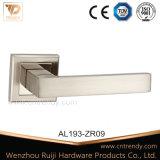 근엽 (AL206-ZR09)에 알루미늄 문 손잡이 자물쇠 레버 손잡이