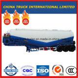 Tanker van het Cement van de Aanhangwagen van de Tanker van het poeder de Semi Bulk