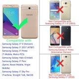 pour la caisse principale de la galaxie J7 de Samsung, couverture protectrice de caisse TPU de peau molle en caoutchouc mince mince de l'espace libre pour la perfection de la galaxie J7 de Samsung